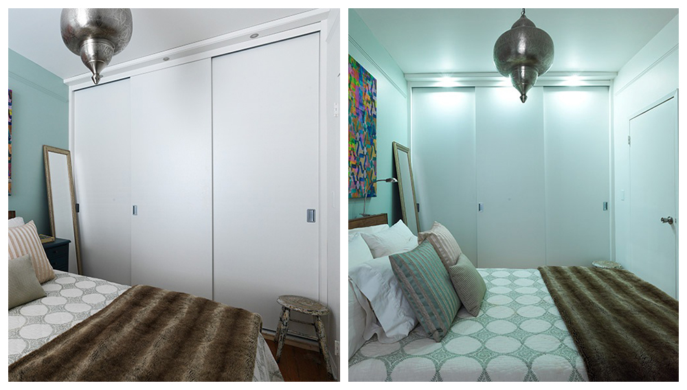 Live Large in Small Spaces with Sliding Doors