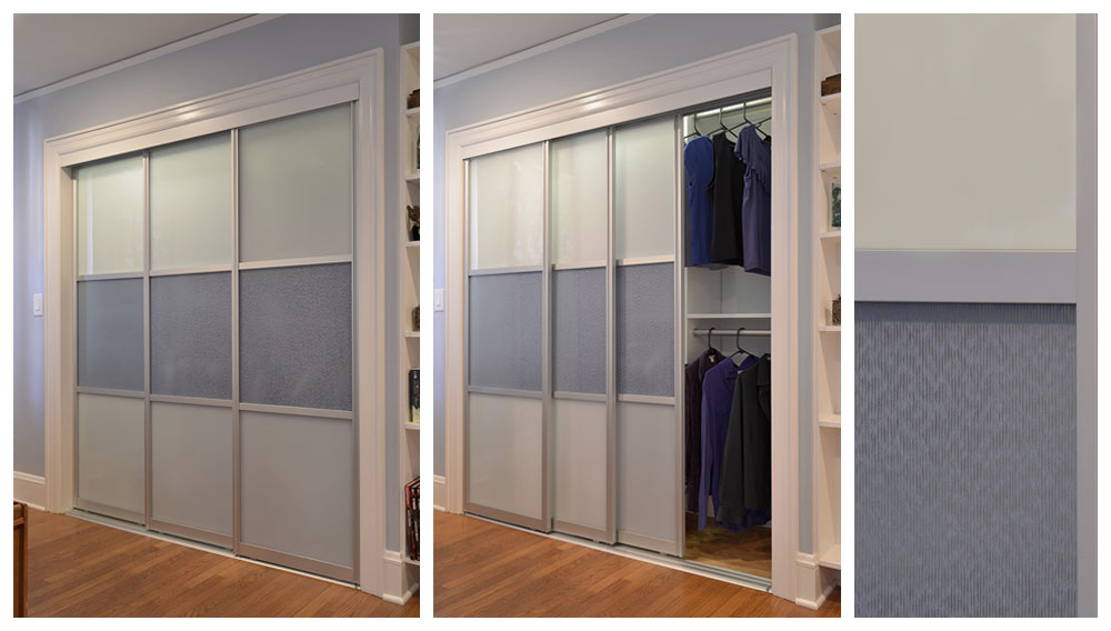 closet doors, sliding doors