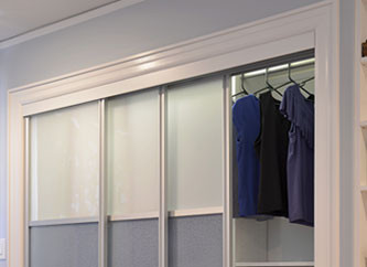 sliding closet doors nyc