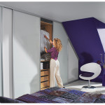 Bedroom closet sliding doors